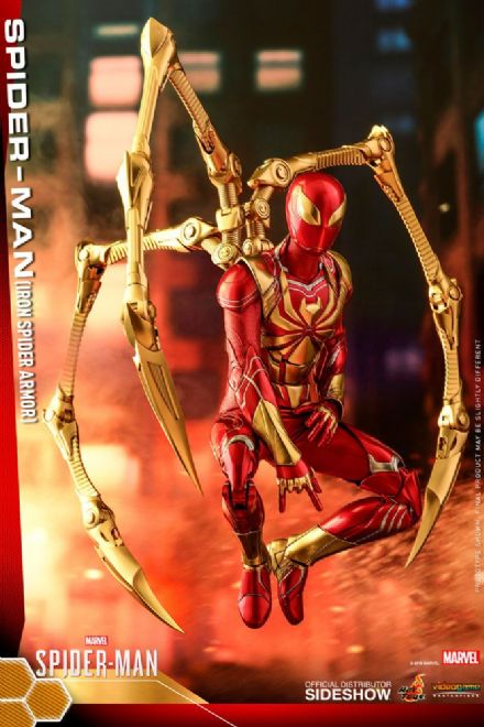 *Pre Order* Hot Toys 1:6 Marvel Spiderman Iron Spider Armour